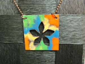 Sawing and Enameling class